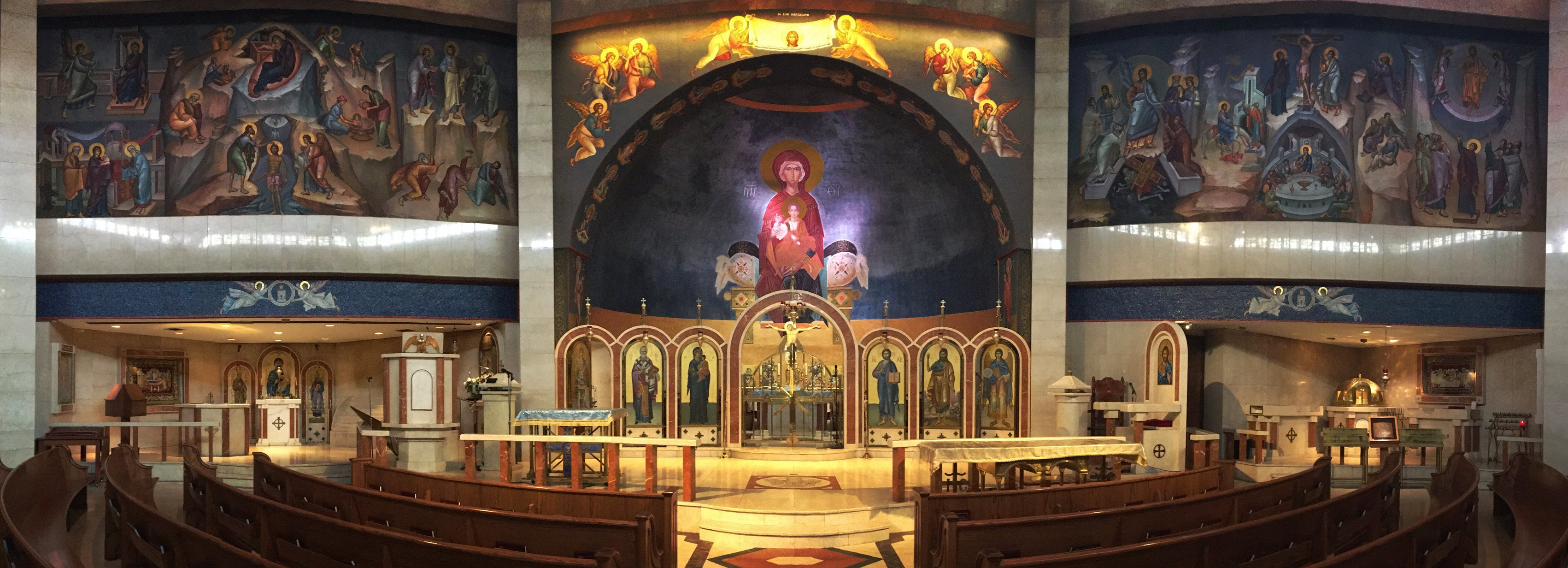 Saint Nicholas Greek Orthodox Shrine Church - Flushing, NY